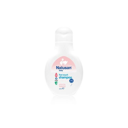 NATUSAN BABY FIRST TOUCH SHAMPOO 250 ML