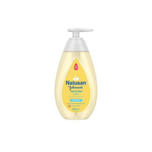 NATUSAN BABY TOP TO TOE PESUNESTE 300 ML