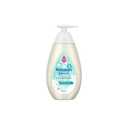NATUSAN BATH PESUNESTE COTTON TOUCH 300 ML