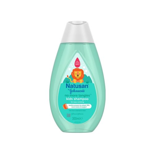 NATUSAN BY JOHNSONS KIDS BUBBLE BATH KYLPYVAAHTO 300 ML