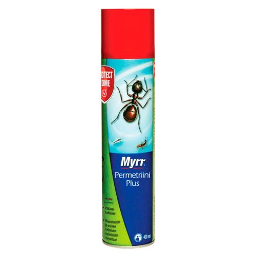 MYRR PERMETRIINI PLUS, 400 ML 400 ML