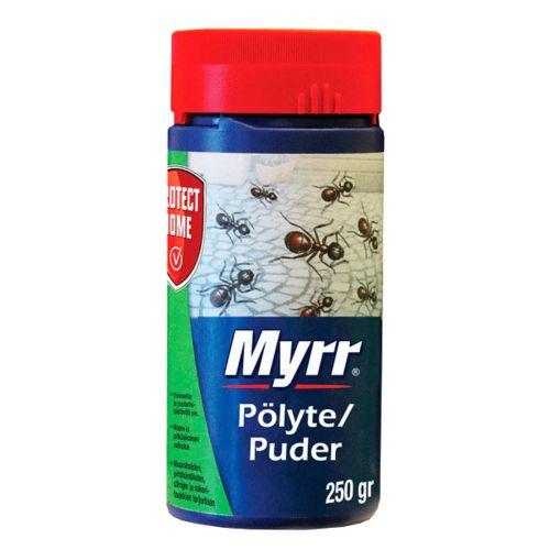 MYRR PÖLYTE, 250 G 250 G
