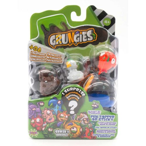 GRUNGIES STARTER SET