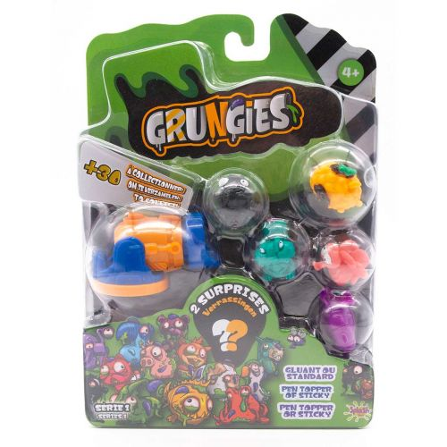 GRUNGIES FAMILY SET