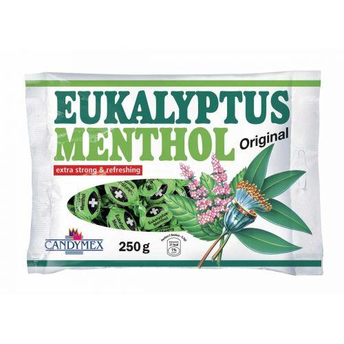 CANDYMEX EUKALYPTUS MENTHOL  250 G