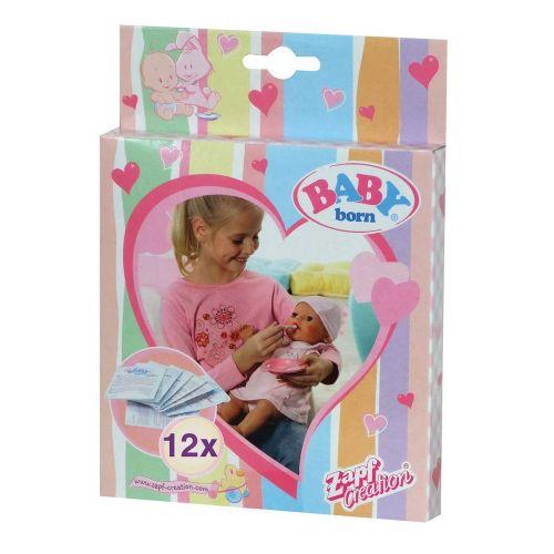 BABY BORN RUOKA 12 PUSSIA