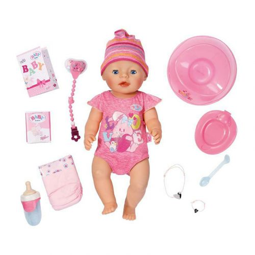 BABY BORN BABY BORN NUKKE 0 KPL