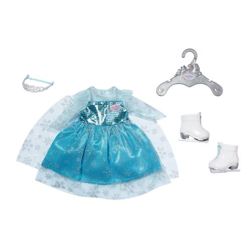 BABY BORN PRINCESS ON ICE SET 43CM LUISTELUASU