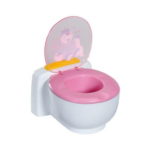 BABY BORN BATH POO-POOTOILET