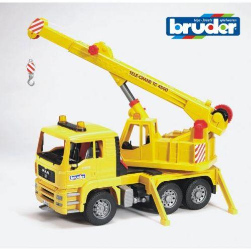 BRUDER BR2754 MAN -NOSTURIAUTO