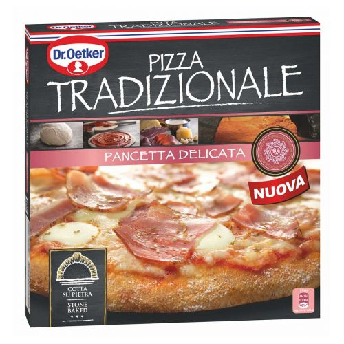 DR. OETKER TRADIZIONALE PIZZA PANCETTA 375 G