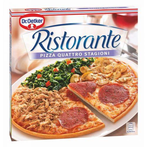 DR. OETKER RISTORANTE PIZZA QUATTRO STAGIONI 370 G