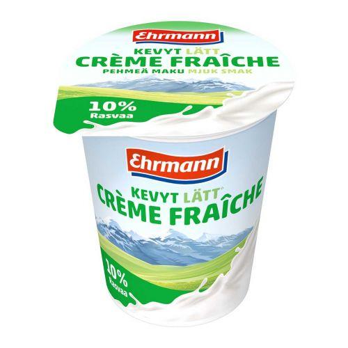 EHRMANN CREME FRAICHE KEVYT 10% 200 G