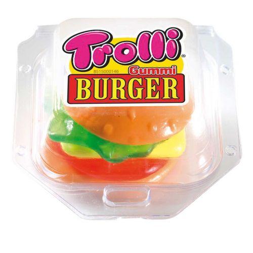 TROLLI MEGA BURGER  50 G