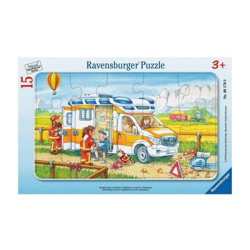 RAVENSBURGER AT KRANKENWAGEN 15P