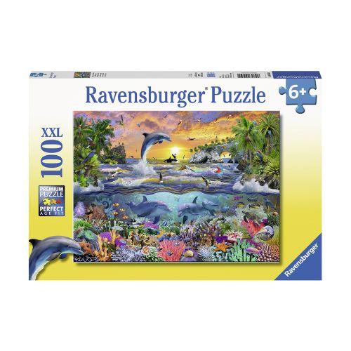 RAVENSBURGER TROPICAL PARADISE 100P