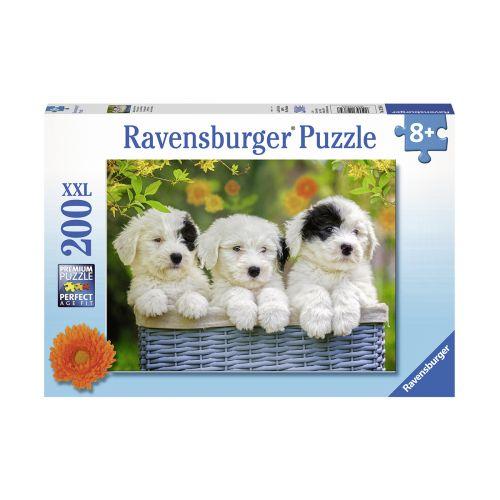 RAVENSBURGER CUDDLY PUPPIES 200P
