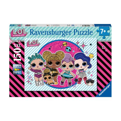 RAVENSBURGER READY FOR THE PARTY 150 XXL PALAA
