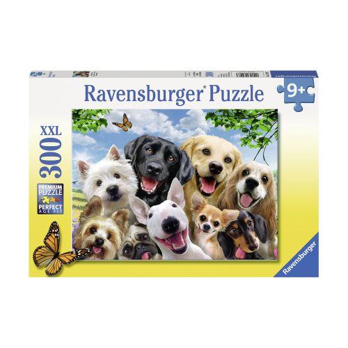 RAVENSBURGER DELIGHTED DOGS 300 XXL PALAA