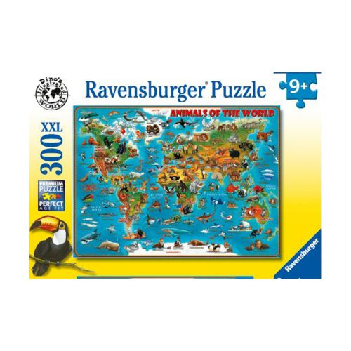 Ravensburger Animals of the World 300 palaa