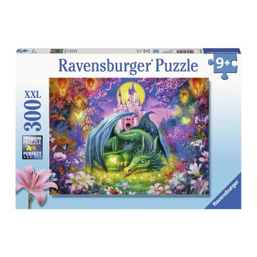 Ravensburger Mystical Dragon 300 palaa