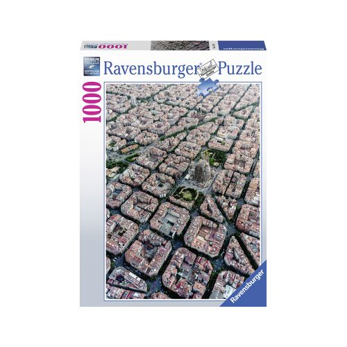 Ravensburger Barcelona From Above 1000 palaa