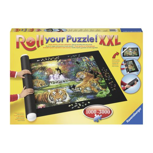 RAVENSBURGER ROLL YOUR PUZZLE! XXL 1000-3000 PCS