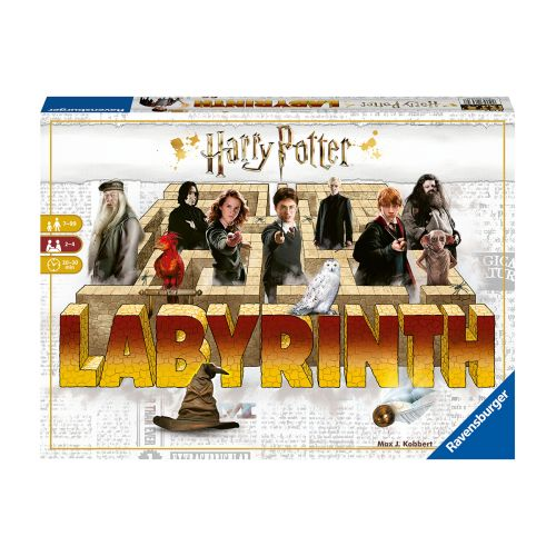 RAVENSBURGER HARRY POTTER LABYRINTTI