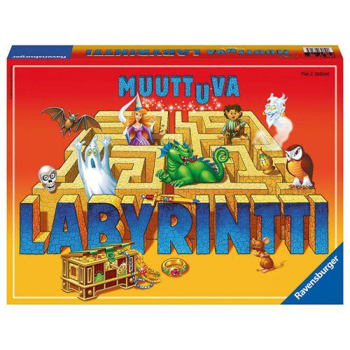 Ravensburger Muuttuva labyrintti lautapeli