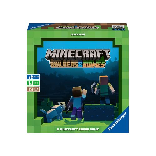 RAVENSBURGER MINECRAFT BOARD GAME