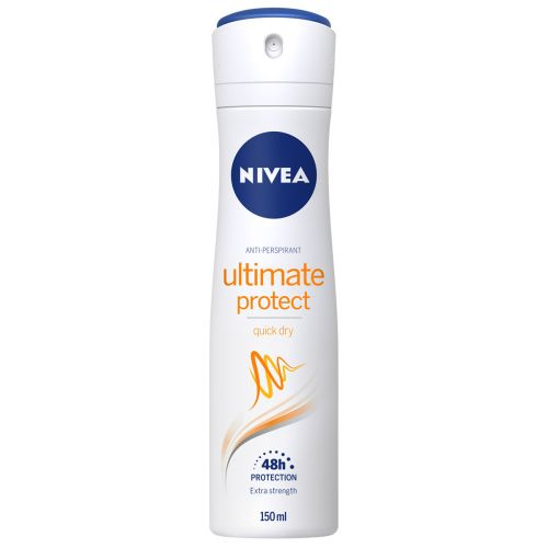 NIVEA DEO SPRAY ULTIMATE PROTECT 150 ML