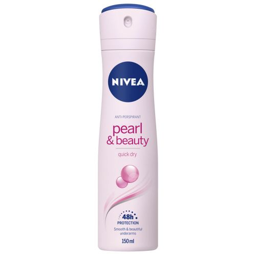 NIVEA PEARL&BEAUTY DEO SPRAY ANTIPERSPIRANTTI 150 ML