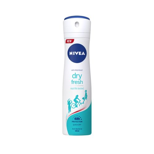 NIVEA DEO SPRAY DRY FRESH 150 ML