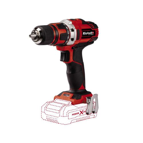EINHELL POWER X-CHANGE AKKUPORAKONE TE-CD 18/40 LI-SOLO 0