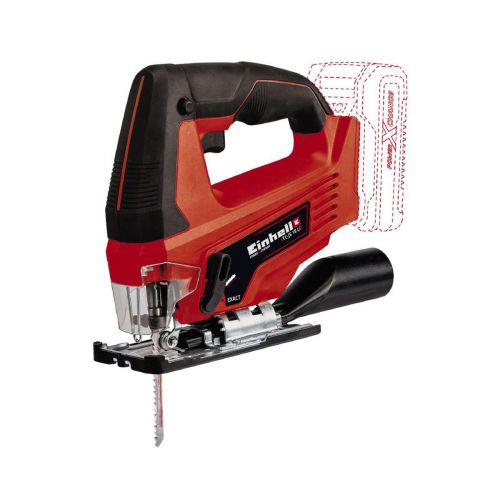 EINHELL POWER X-CHANGE AKKUPISTOSAHA TC-JS 18 LI SOLO