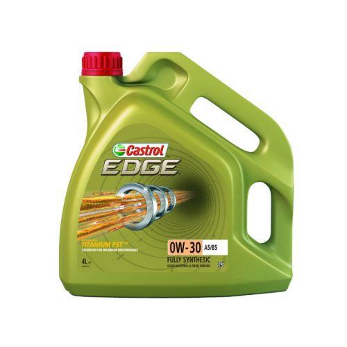Castrol Edge moottoriöljy TI 0W-30 A5/B5  4l
