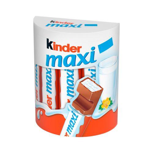 KINDER MAXI 10-PACK  210 G