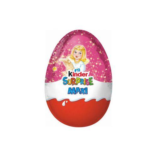 Kinder Maxi Surprise Jouluyllätys suklaamuna 100g
