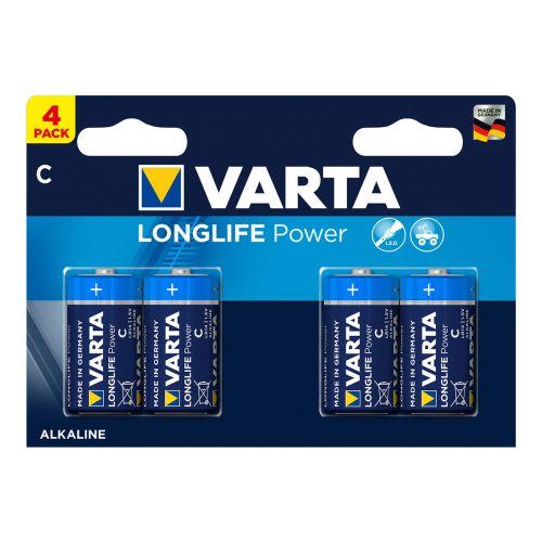 VARTA PARISTO LONGLIFE POWER 4 PACK C