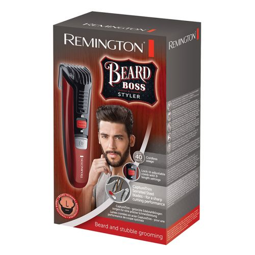 REMINGTON MB4125 BEARD BOSS STYLER PARTATRIMMERI