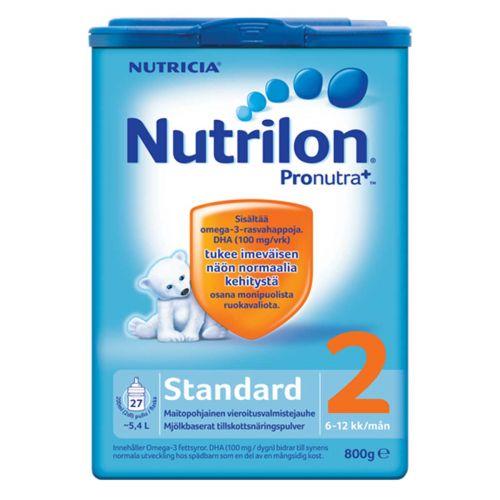 NUTRILON STANDARD 2 6-12KK  800 G