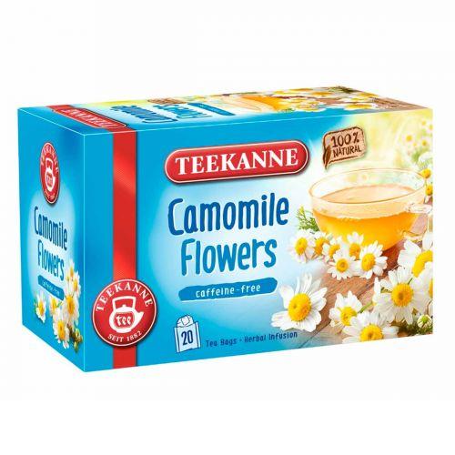 TEEKANNE CAMOMILE FLOWERS 20PS
