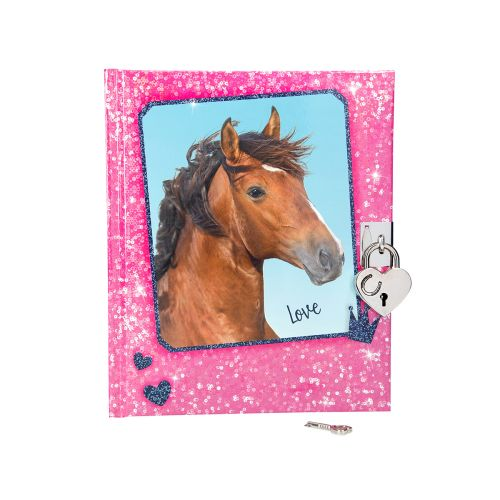 HORSES DREAMS PÄIVÄKIRJA, PINKKI