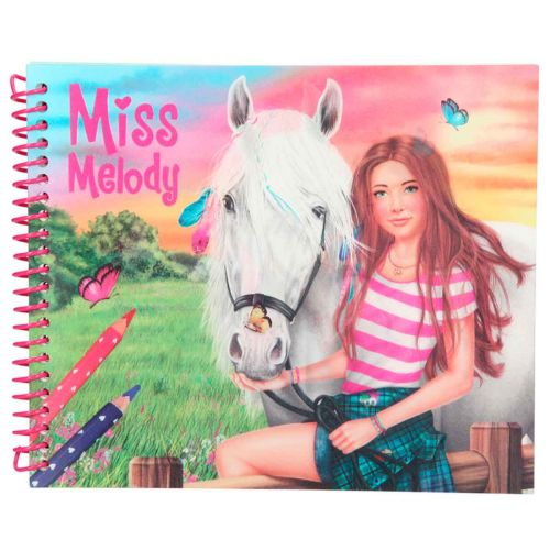 MISS MELODY 3D DRESS UP YOUR HORSE