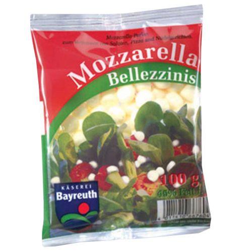 BELLEZZINIS MOZZARELLA JUUSTOHELMET 100 G