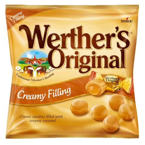 WERTHERS ORIGINAL CREAMY FILLING 135 G