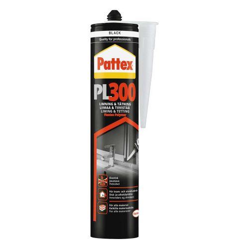PATTEX LIIMATIIVISTEMASSA PL300 300ML VALKOINEN 300 ML