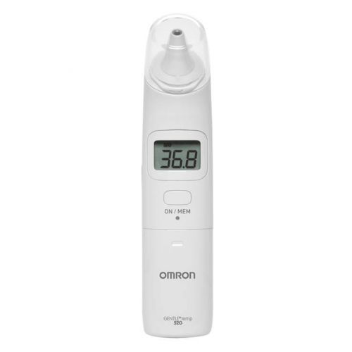 OMRON GENTLE TEMP MC520 KORVAKUUMEMITTARI