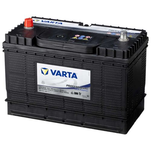 VARTA PROFESSIONAL VAPAA-AJAN AKKU, 105AH, 330X172X238MM, -/+ 8