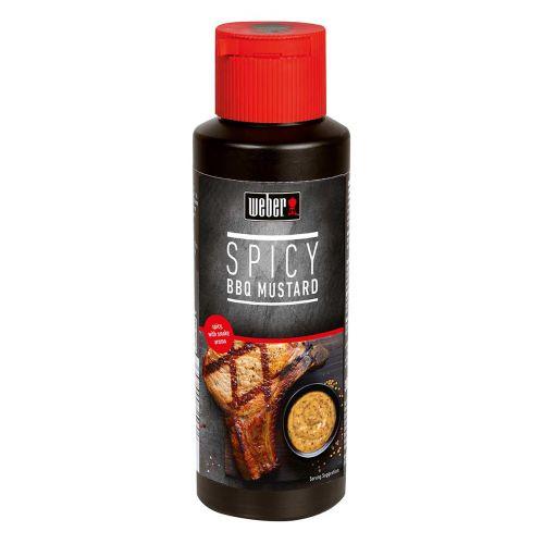 WEBER SPICY BBQ MUSTARD  300 ML